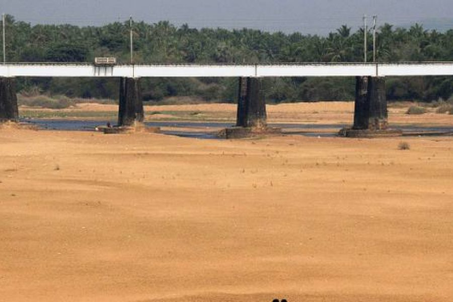 "The Social Construction of Water Scarcity: An Exploration Study along the ""Bharathapuzha"" in Kerala"